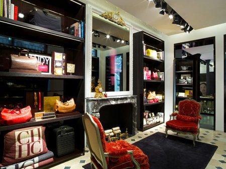 Nueva boutique de Carolina Herrera en París