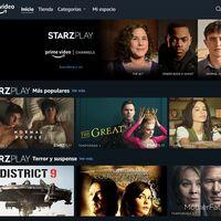 Los Prime Video Channels de Amazon llegan a España: esto es lo que podrás ver pagando suscripciones adicionales