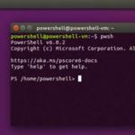La PowerShell de Windows ahora está disponible como un paquete snap para Linux