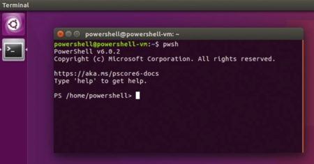 La PowerShell de Windows ahora está disponible como un paquete snap para Linux