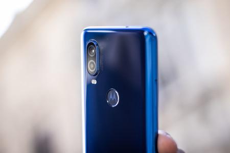 Motorola One Vision camara