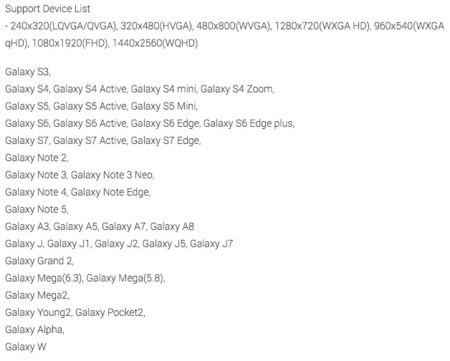 Samsung Level Des