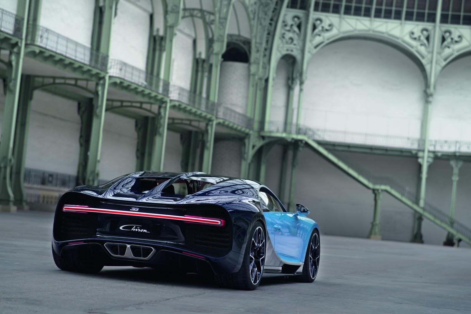 Foto de Bugatti Chiron (53/77)