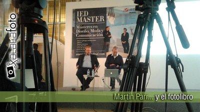 Martin Parr y el Photobook