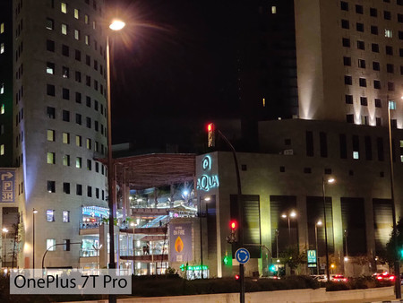 Oneplus 7t Pro Zoom Noche