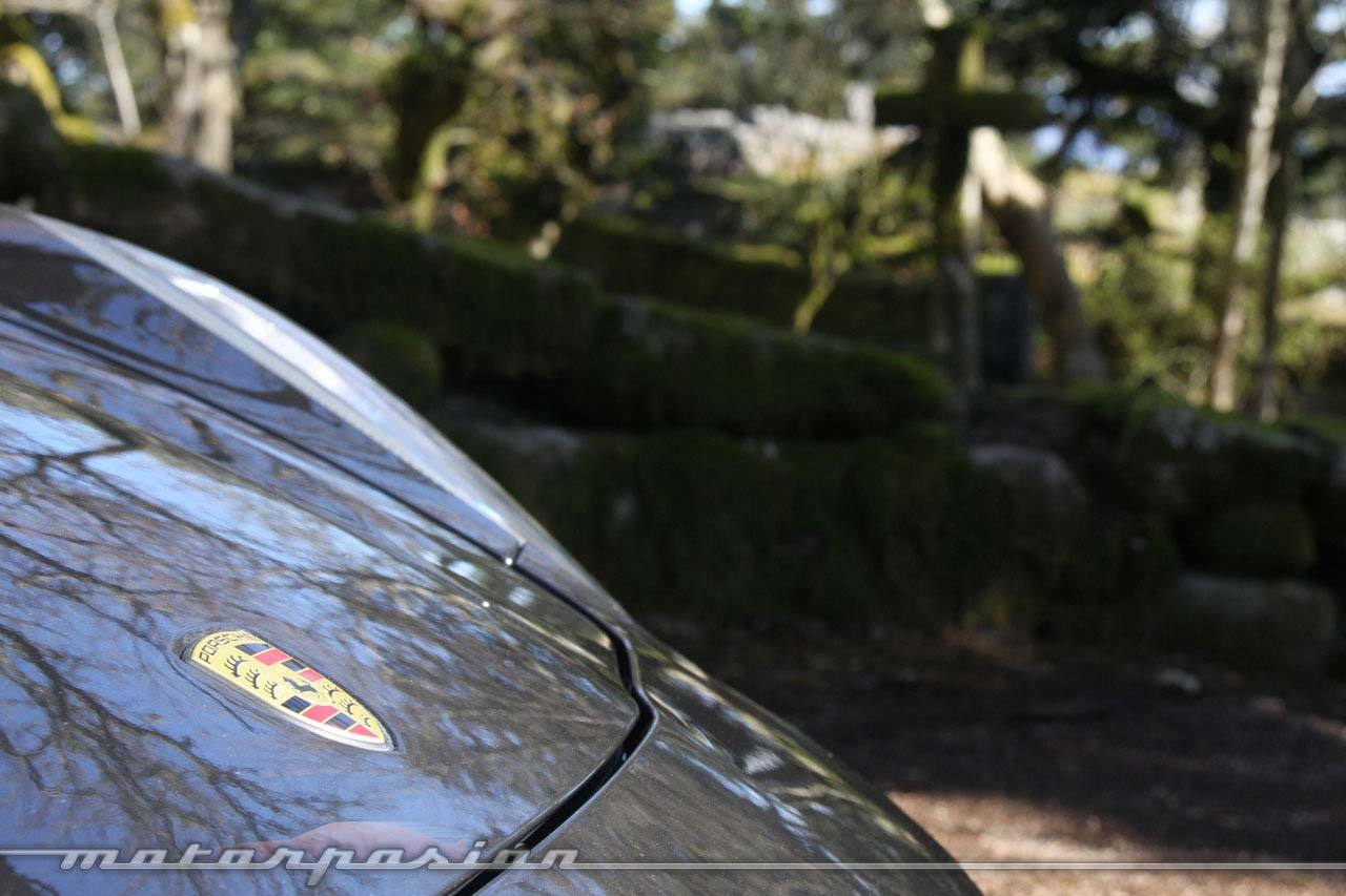 Porsche Panamera S Hybrid (prueba)