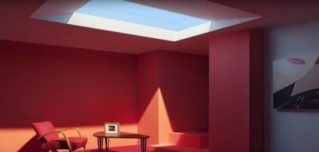 Claraboyas y ventanas artificiales que dan el pego y parecen de verdad gracias a CoeLux