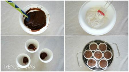 Crema Choco Vapor Coll