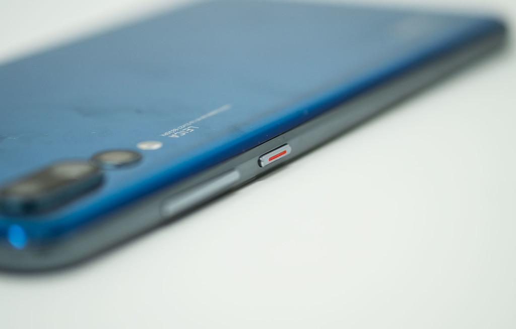Huawei P20 Pro Boton