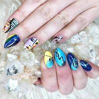 Uñas bonitas e historia del arte: así son las manicuras Picasso, la nueva tendencia beauty de Instagram