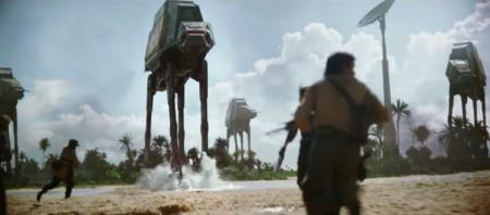 'Rogue One: Una historia de Star Wars', impresionante tráiler del primer spin-off de la saga