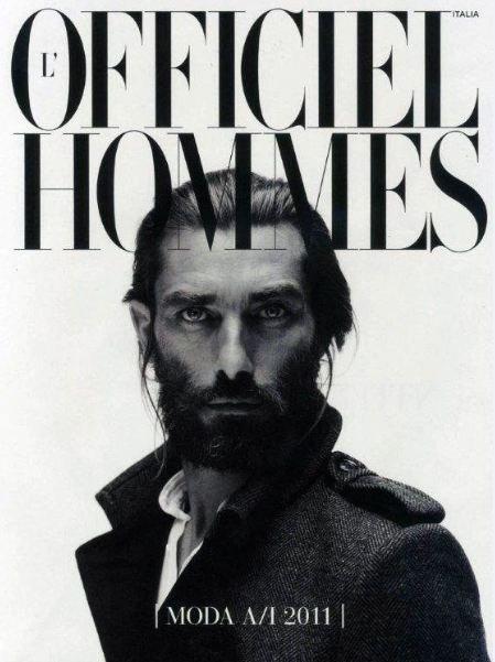 Moda para hombres: el estilo de Patrick Petitjean
