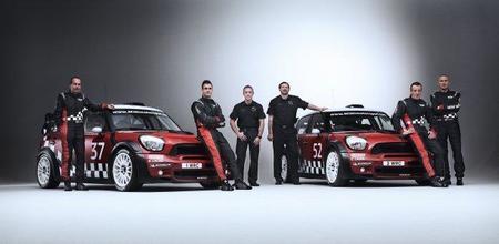 Mini presenta definitivamente el Countryman WRC