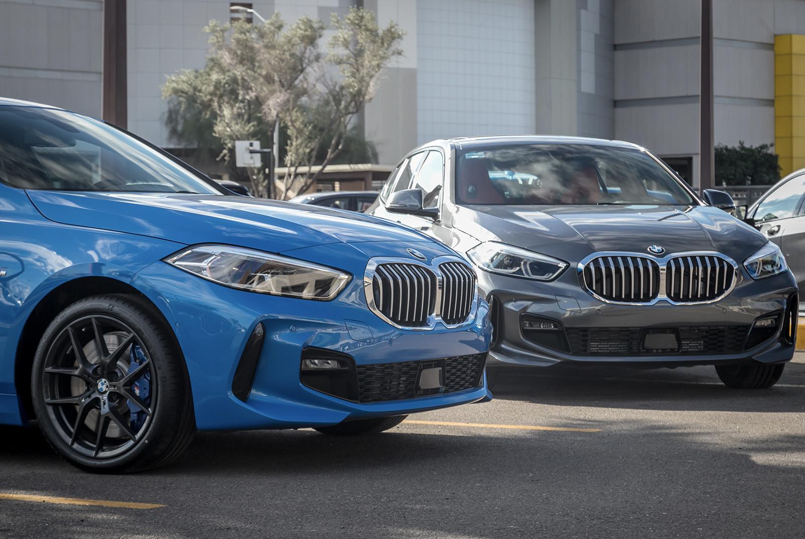 Foto de BMW 118i M Sport (lanzamiento) (15/23)