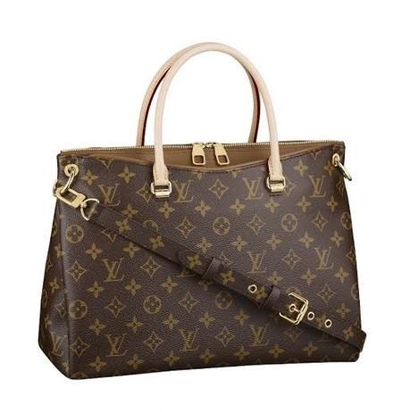 Louis Vuitton se inspira en la mitología griega y lanza su bolso Pallas
