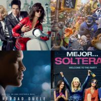 Estrenos de cine | 12 de febrero | Zoolander, Zootrópolis, Will Smith y una 'party'