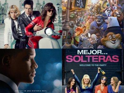 Estrenos de cine | 12 de febrero | Zoolander, Zootrópolis, Will Smith y una 'party'