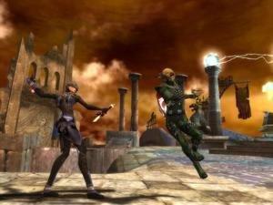 Primeras pantallas del GuildWars: Factions