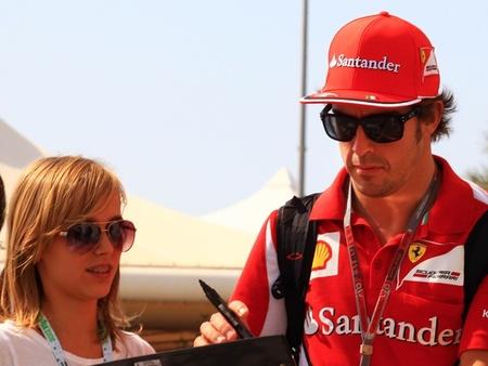 """Fernando Alonso: """"Confiado lo estoy y mucho, confío en el equipo y en mí mismo"""""""
