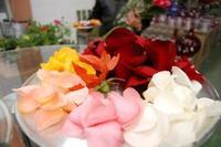 La flor comestible encuentra trabas para su comercialización