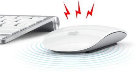 ¿Está afectando el Magic Mouse a la autonomía del teclado inalámbrico?