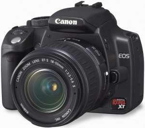 Canon EOS 350D, mejor cámara del año 2005