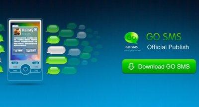 GO SMS: gestiona tus mensajes con más opciones y un poco de estilo