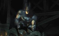 Primeras y prometedoras imágenes de 'Batman: Arkham Asylum'