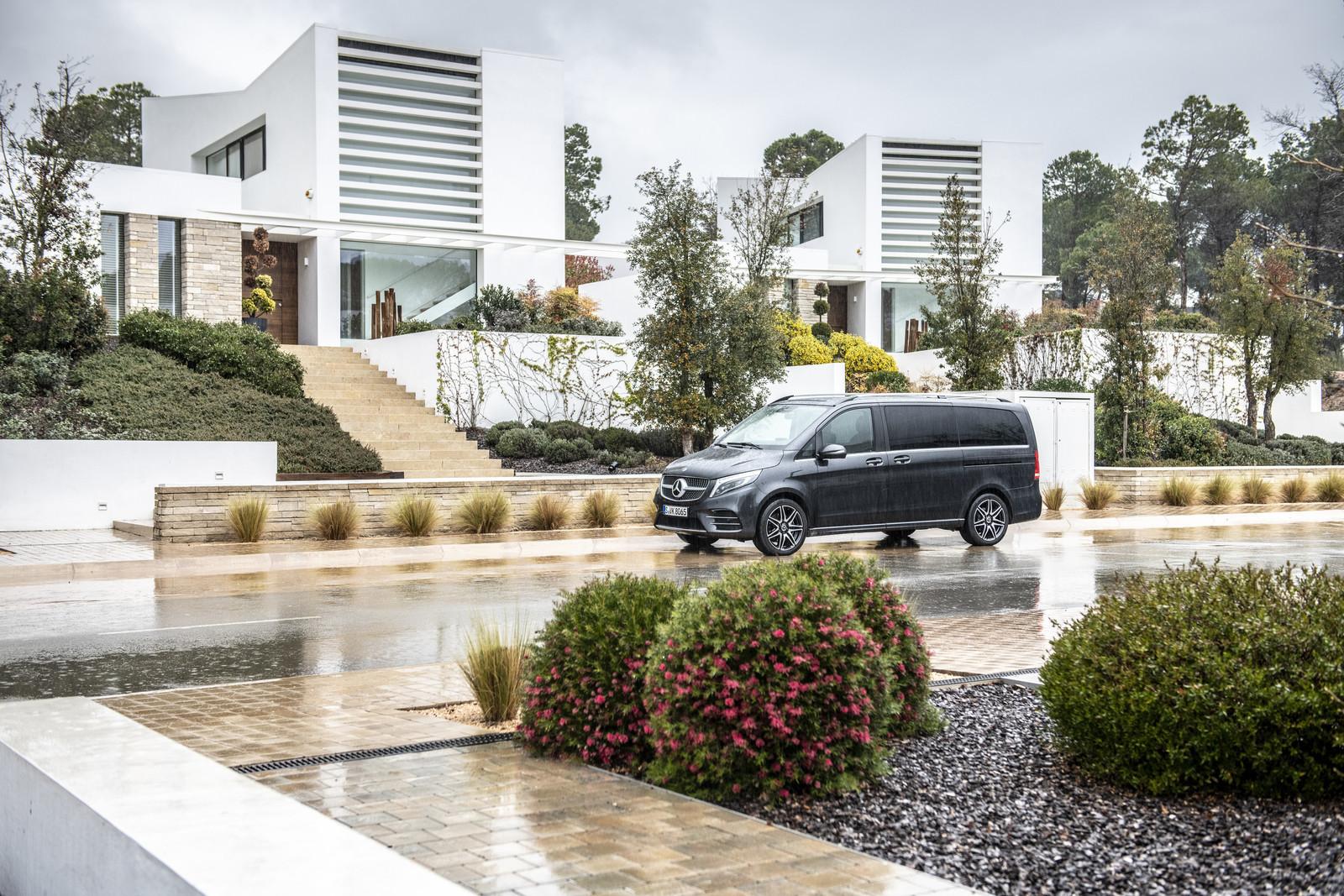 Foto de Mercedes-Benz Clase V 2019 (63/92)