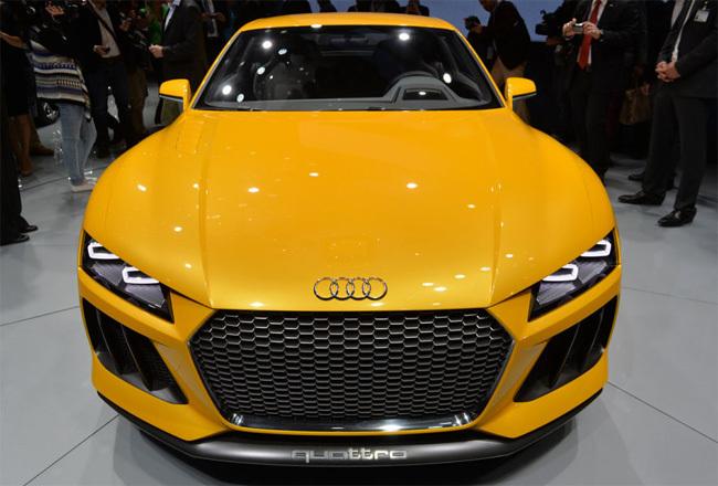 Foto de Audi Quattro Sport e-tron Concept (4/10)