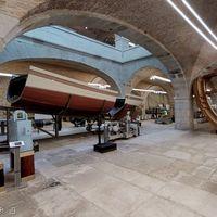Recorre el Museo de Construcción Naval de Ferrol en una visita virtual al completo