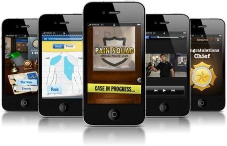 La aplicación Pain Squad (Patrullero del dolor) para ayudar a los niños con cáncer