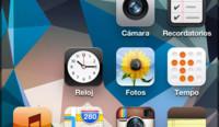 Aprovecha un fallo de iOS para añadir espacios en blanco en la pantalla de inicio sin Jailbreak
