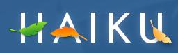 Pingwinek GNU/HAIKU, primera distribución de Haiku