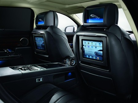 Interior Jaguar XJ Ultimate