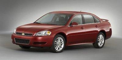 Llamada a revisión de más de 300.000 Chevy Impala