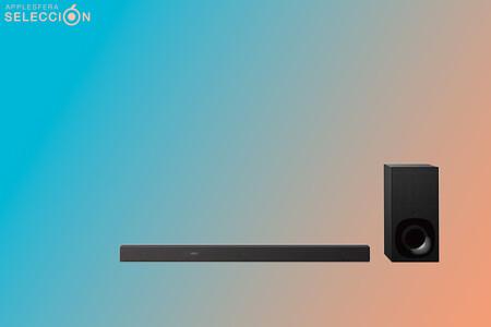 La potente barra de sonido Sony HT-ZF9 con Dolby Atmos está rebajada a su precio mínimo histórico en Amazon: 499 euros