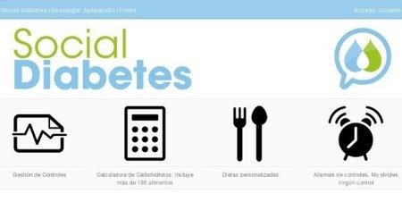 Social Diabetes: para ayudar en el tratamiento de la diabetes tipo 1