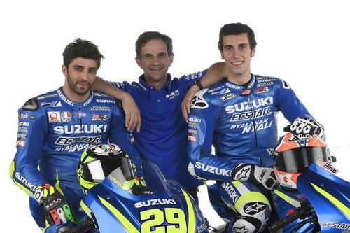 """Suzuki recuperará las concesiones en 2018, y al resto de marcas les parece que """"es bueno para MotoGP"""""""