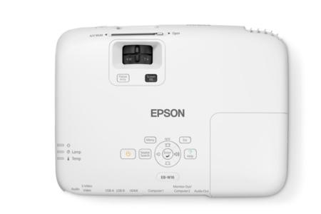 Epson w16 en 3D