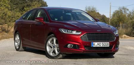 Ford Mondeo 2014, toma de contacto