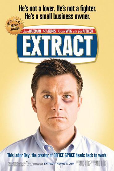 Foto de 'Extract', de Mike Judge, cartel y tráiler (4/5)