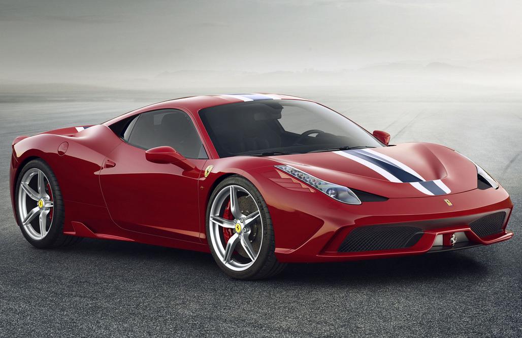 Foto de Ferrari 458 Speciale (1/7)