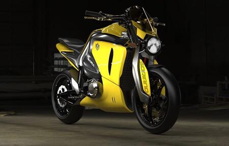 Confirmado: la Soriano Giaguaro será una moto eléctrica con dos motores, 100 CV y hasta 160 km de autonomía