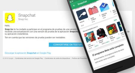 Cómo unirte al programa beta de una app aunque esté completo
