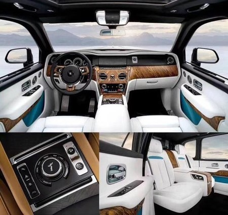 Rolls Royce Cullinan Filtrado 4