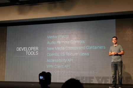 Disponible Android 4.0 SDK (Ice Cream Sandwich) en descarga para desarrolladores