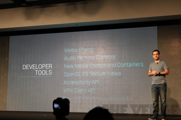 android 4.0 desarrolladores