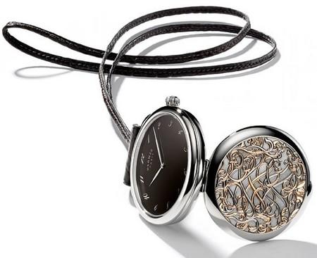 Hermès vuelve a la moda de antaño presentando un reloj de bolsillo