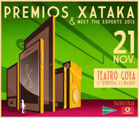 Recuerda votar por tu favoritos para los Premios Xataka 2013